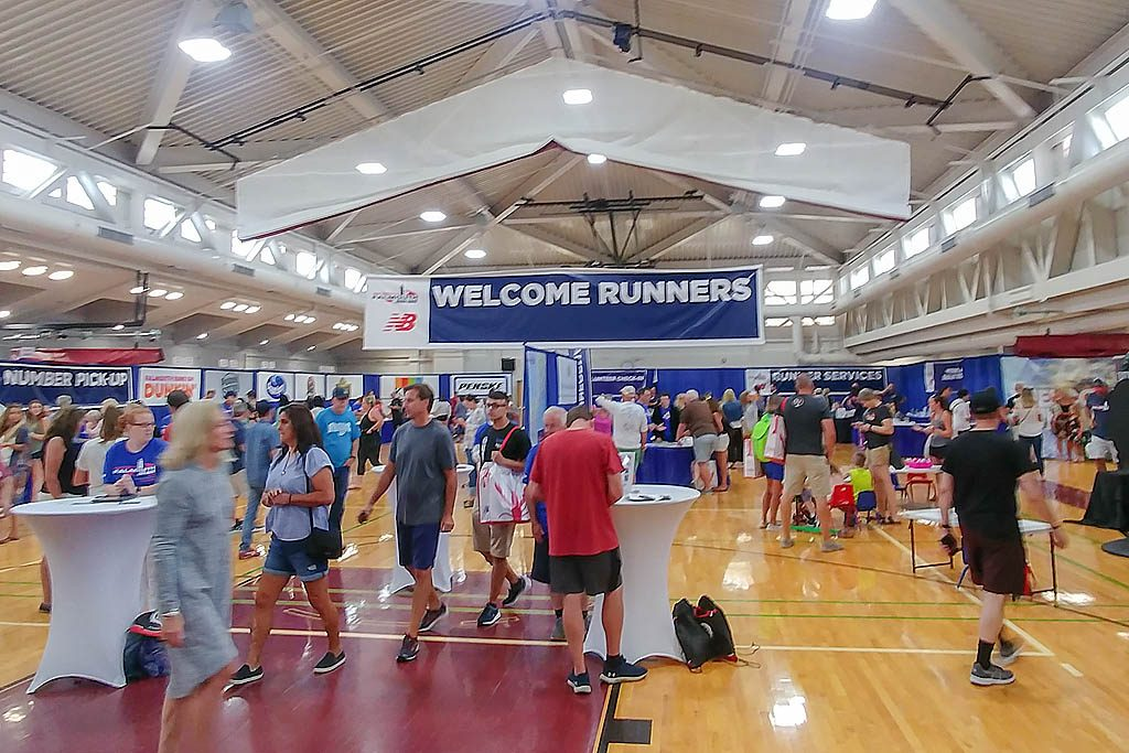 Falmouth Road Race Expo 2019