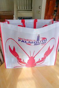 Falmouth Road Race Gift Bag 2019