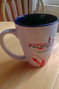 Falmouth Road Race Mug 2019