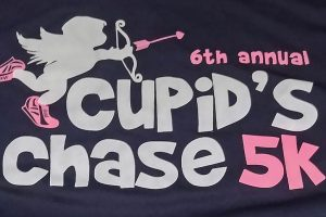 Cupid's Chase 5K Race Shirt