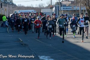 Cupid's Chase 5K Wakefield, MA